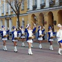 барабанщиы :: Валерия Шамсутдинова
