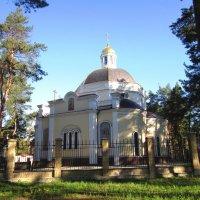 Храм Покрова Пресвятой Богородицы :: Андрей Снегерёв