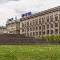 Район Дворца Республики :: Tatsiana Latushko