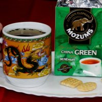 Зеленный чай :: imants_leopolds žīgurs