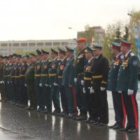 Репетиция парада в Омске :: Savayr