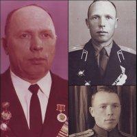 Ветеран Великой Отечественной войны Анатолий Ефимович Филиппов (1922-2007) :: Нина Корешкова