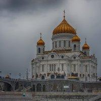 Храм Христа Спасителя.. :: марк