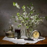 Запах весны и детства... :: Svetlana Sneg
