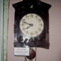 Советские часы с кукушкой :: Tarka