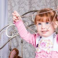 Маленькая Вика :: Светлана Мокрецова