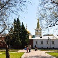 Нарымский сквер :: Алексей http://fotokto.ru/id148151Морозов