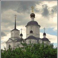 Церковь Димитрия Солунского в Рузе :: Дмитрий Анцыферов