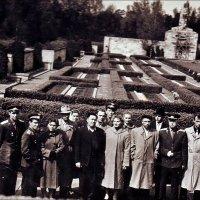 Братское кладбище. Рига, 1959 год :: Нина Корешкова
