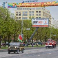 МИНСК. РЕПЕТИЦИЯ ВОЕННОГО ПАРАДА (5) :: Валерий Руденко