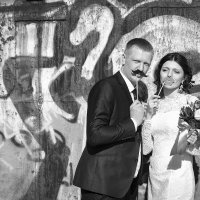 Свадебный гранж. :: Andrei Dolzhenko