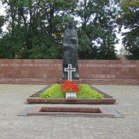 Мемориальное  кладбище  в  Ивано - Франковске :: Андрей  Васильевич Коляскин
