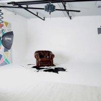 кресло :: Gloss Photostudio