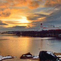 Семеновское озеро. :: kolin