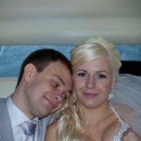 невеста и жених :: Виктор Липский