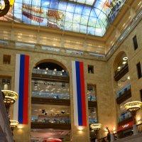 центральный зал.1 этаж :: Галина R...