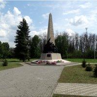 8 мая 2015г. Памятник в селе Б.Салы :: Тамара (st.tamara)
