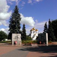 Вечный огонь памяти павшим. Ярославль. :: Елена