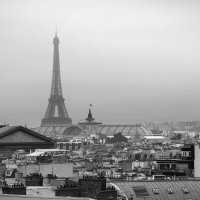Парижские крыши :: Юрий Кольцов