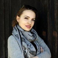 Актриса Катерина Черевко :: Михаил Трофимов