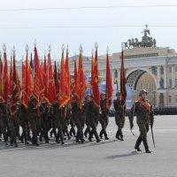 Знамёна Великой Отечественной войны :: Вера Моисеева