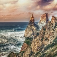 Ursa Beach. Portugal :: Yuriy Rogov