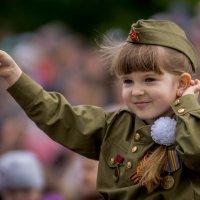 Внучка ПОБЕДЫ! :: Андрей Печерский