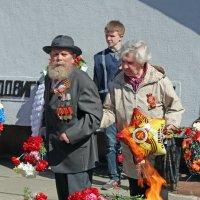 День Победы в Северодвинске :: Владимир Шибинский