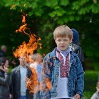 9 мая 2015 г. Я это запомню... :: Александр Бойко