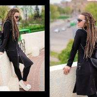 street style :: Solomko Karina