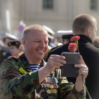 Военный......фотограф :: Vasiliy V. Rechevskiy