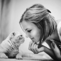 Нос к носу :: Ирина Ефимова
