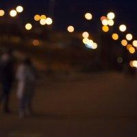 прогулки по ночному городу-2 :: Ларико Ильющенко