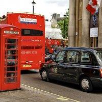 Три достопримечательности Лондона :: Free