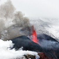 Извержение :: Сергей Козинцев