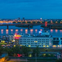 Город перед салютом :: Дмитрий Иванцов