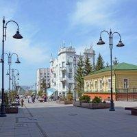 Омск.  ул. Чокана  Валиханова. :: Геннадий С.