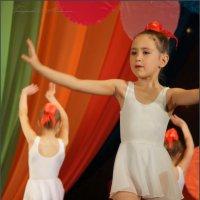 Маленькая балерина :: Наталия Григорьева
