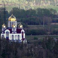 новый храм в Кемерово :: Евгений Фролов