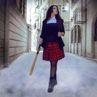 Schoolgirl :: Никита Матвеенко