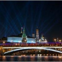 Вид на Кремль со стороны Патриаршего моста :: Irina-77 Владимировна