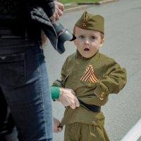 и такая подрастает смена... :: Alex_R Rujinskiy