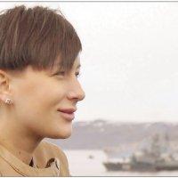 Девушка с кораблями... :: Кай-8 (Ярослав) Забелин