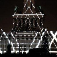 ночная графика света :: Олег Лукьянов
