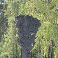 Древо жизни скульптура :: Наталья Золотых-Сибирская