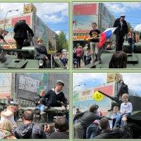 День Победы в Ростове-на-Дону :: Нина Бутко
