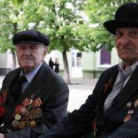 """С праздником дорогие ветераны! :: """"Наиль Батталов"""