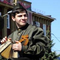 9 мая,гармонист :: Владимир Нефедов