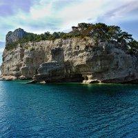 В синем море :: Aine Lin