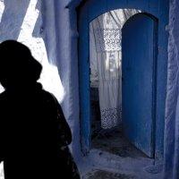 Марокко. город Шафшаен :: Людмила Синицына